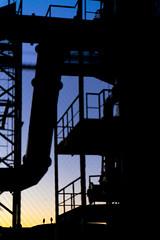 Gas Works (bombeeney) Tags: seattle gasworkspark sunset wallingford fremont washington pacificnorthwest pnw blue