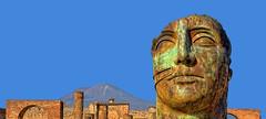 170A6795 (Ricardo Gomez A) Tags: igormitoraj mitoraj sculptures bronze bronce esculturas pompeya pompeii art archeology architecture history city volcano vesubio vesube volcan