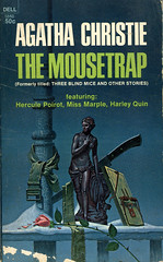 Novel-The-Mousetrap-by-Agatha-Christie (Count_Strad) Tags: novel book pages read reading pulp johndmacdonald agathachristie mystery suspense