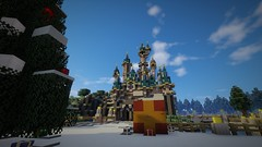 Disney Network (customlegoguy) Tags: minecraft themepark phantasialand europapark