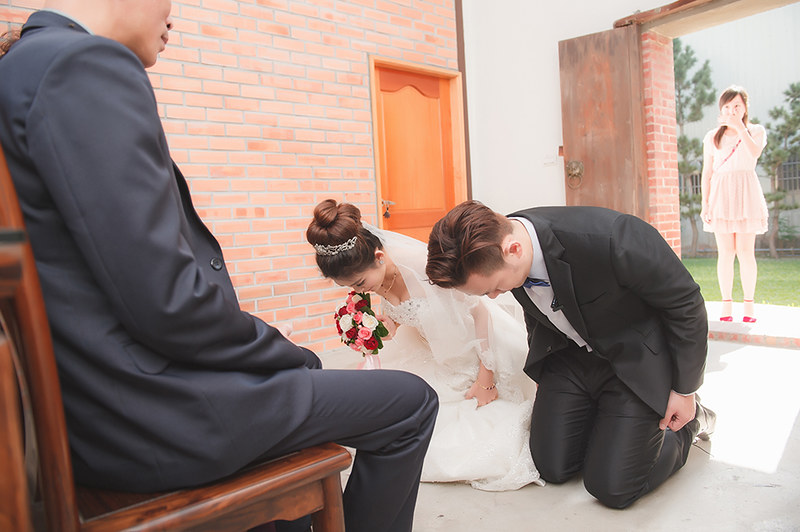 [台中婚攝] 建豪 & 綵菁 / 長億婚宴會館