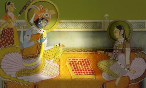 """Chaturanga-makruk / Escenarios y artefactos de recreación meditativa en lndia y el sudeste asiático • <a style=""""font-size:0.8em;"""" href=""""http://www.flickr.com/photos/30735181@N00/31678446974/"""" target=""""_blank"""">View on Flickr</a>"""