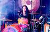 Happy Birthday, Atsuo (Boris) (kirstiecat) Tags: atsuo boris drummer gong japanese band borisband canon psychedelic happybirthday