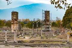 Basilica B - Philippi, Greece (vtzerpos) Tags: philippi greece basilica b canon 70d 18135mm stm φίλιπποι βασιλική β