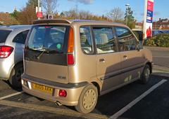 2005 Perodua Kenari 1.0 GX (Spottedlaurel) Tags: perodua kenari