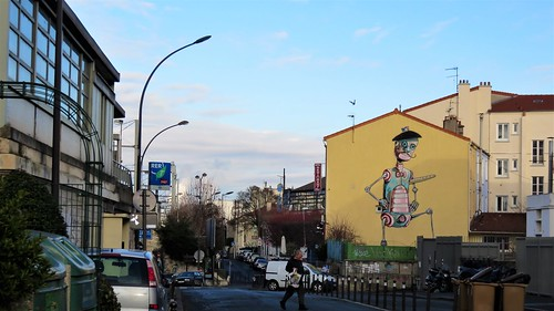 Pixel Pancho / Vitry-sur-Seine - 28 jan 2017