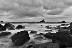 Tenerife (The Southern Fairy) Tags: moodyskies beach water slowshutterspeed seacape searocks depth field neil pickin images canon 5d mkiii