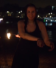 IMG_2258 (yonsaber) Tags: fire canon 80d london burnoff poi southbank levistick