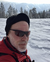 X-country Ski Outing @ Field Springs State Park (Doug Goodenough) Tags: ski skiing xcounty cross country snow sun mountains park field springs washington anatone 2017 january jan drg53117 drg53117nyrsweekend drg531