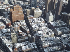 Aerial View, Snow View, Lower Manhattan,Tribeca, One World Observatory, World Trade Center Observation Deck, New York City (lensepix) Tags: aerialview snowview oneworldobservatory worldtradecenterobservationdeck newyorkcity observationdeck snow winter tribeca lowermanhattan