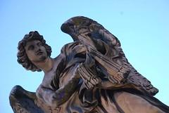 In flagella paratus sum - Lazzaro Morelli - Ponte Sant'Angelo - Roma