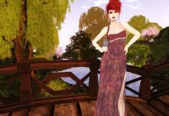 Closer to The Heart (QueenBrat Bracken) Tags: secondlife model kultivatespringfashionevent closertotheheart