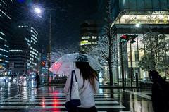 Sakura-Dori, Marunouchi 3-chome, Nagoya (kinpi3) Tags: nagoya japan night street ricoh gr sakuradori marunouchi 名古屋