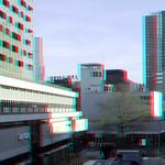 Binnenwegplein Rotterdam 3D thumbnail
