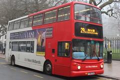National Express West Midlands Dennis Trident 2/Alexander ALX400 4194 (Y799 TOH) (Pensnett) (john-s-91) Tags: nationalexpresswestmidlands dennistrident2 alexanderalx400 4194 y799toh birmingham route129 lalaland