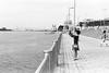 Detroit Riverwalk (Detroit Imagery) Tags: trix400 nikonfe2 35mmfilm