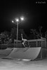 Joe Kokoszka, BS Crail. January 2017 (tarell_sallie) Tags: bw bandw night nightphotography nightshot skateboarding skate skateboard skating obstacle skatepark lights illuminate landscape park recreation trick slide 2017 springhill florida usa unitedstates america unitedstatesofamerica canon canont3i macbook macbookpro lightroom edit clear sharp copyright southern thesouth centralfl centralflorida trees background