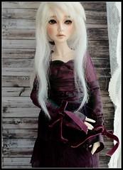 Sasha .... (Essential Resinescence) Tags: souldoll soulkid poupee doll resin bjd yeonsoo msd