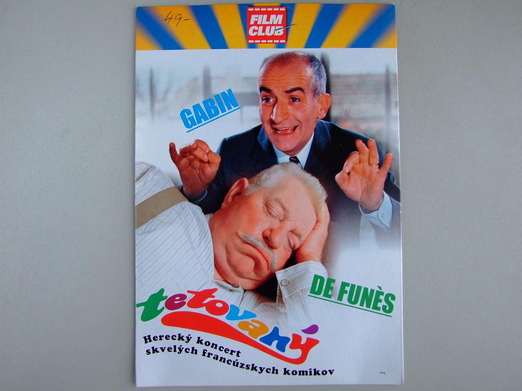 description (bb.elmix) Tags: ldefunés jgabin cz fr komedie francie itálie 1968