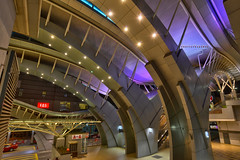 Johor Bahru Sentral | Scene 4 (Shamsul Hidayat Omar) Tags: tourism station architecture modern photography high interesting nikon dynamic railway places scene malaysia jb omar range hdr johor bahru hidayat sentral greatphotographers shamsul photoengine oloneo d800e