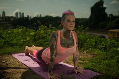 Renea Yoga (Stranger in the Alps) Tags: nikon tattoos tamron90mm apg renea tamronaf90mmf28 nikond7000 apg052012