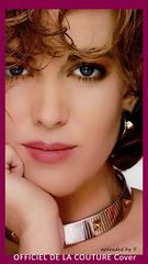 L'Officiel de la Couture. Portada de 1984 (juanra_lopez) Tags: woman beautiful necklace diamond jewels emerald saphire