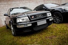 Audi RS2 (Jeferson Felix D.) Tags: brazil rio brasil riodejaneiro canon de eos janeiro porsche audi rs2 993 audirs2 18135mm 60d worldcars porsche993 canoneos60d