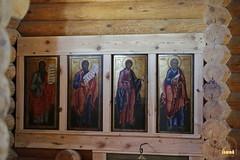 74. Patron Saint's day at All Saints Skete / Престольный праздник во Всехсвятском скиту