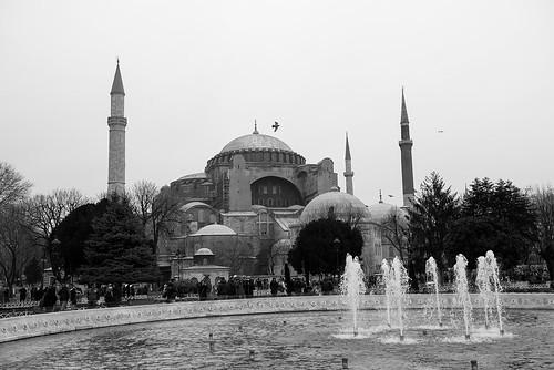 Hagia Sophia, Istanbul ©  Andrey