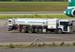 Arlanda Airport tanker (Osdu) Tags: truck airport tanker arlanda arn arlandaairport airportvehicles