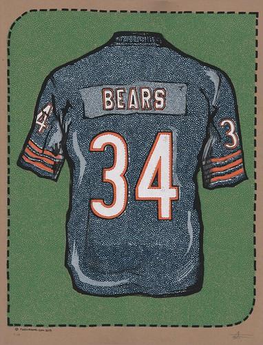 Fugscreens - Bears (print)
