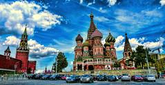Colors of Russia (Miradortigre) Tags: red church square russia iglesia orthodox moskau mosca rusia moscu ortodoxa sanbasilio saintbasil kremlim