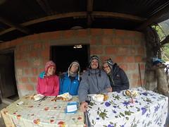 Photo de 14h - 6eme jour de Trek, Totora (Pérou) - 14.07.2014