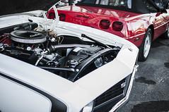 HOT ROD (Jlemes) Tags: white cars ford chevrolet 1969 phoenix brasil 66 camaro curitiba chevy 350 hotrod mustang 69 corvette 70 hdr 67 v8 65 maverick