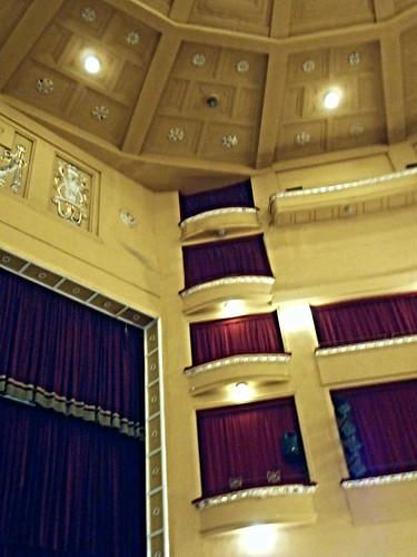 "The ""Augusteo"" Theatre in Naples (1926-1929) by Pier Luigi Nervi (Sondrio 1891-Rome 1979)"