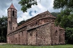 SANT JOAN les FONTS (enricrubioros1) Tags: monasterio ermita monastir lagarrotxa romanica concordians llombart santjoandelesfonts
