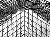 Paris- Musée du Louvre (THE.ARCH) Tags: impeipartners thelouvre muséedulouvre architecture abstract spaceframe blackandwhite bw paris france