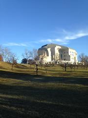Goetheanum (Rosmarie Voegtli) Tags: anthroposophie anthroposophy rudolfsteiner dornach solothurn switzerland sooc