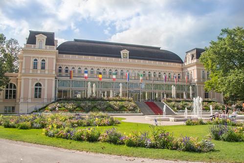 Kongress & Theaterhaus, Bad Ischl, Austria.