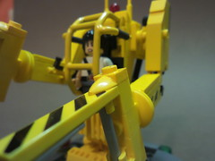 Aliens Powerloader 6 (ledamu12) Tags: lego moc powerloader aliens caterpillar p5000