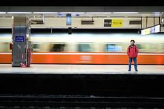 Departure (austinwei87) Tags: fujifilm austinwei87 xt10 35mm street railway taipei taiwan train departure 台北 台北車站 台灣 街拍 旅遊 travel photography