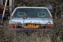 MGO 234Y (Nivek.Old.Gold) Tags: 1983 audi 200 turbo 5t auto 2144cc johnashleymotors