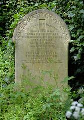 Thomas E. B. Rowland (radio53) Tags: fuji xe1 nunhead cemetery london se15 southwark magnificent seven police metropolitian