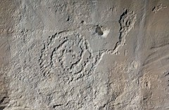 Petroglyph / Chaco Culture NHP (Ron Wolf) Tags: anasazi anthropology archaeology chacoculturenationalhistoricalpark chacoan nationalpark nativeamerican puebloan petroglyph rockart spiral newmexico