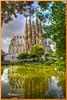 Sagrada  Familia (ferlancor) Tags: iglesia barcelona gaudí arquitectura reflejos