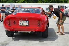 Ferrari 250GTO (aguswiss1) Tags: ferrari250gto ferrari 250 250gto classiche classiccar millioncar millionaire fastcar racecar racer cruiser redcar supercar hypercar dreamcar