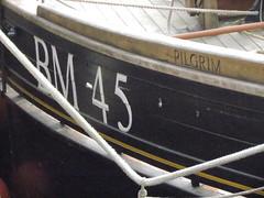 Brixham (daveandlyn1) Tags: canonpowershotsxxxis bm45 pilgrim brixhamtrawler devon brixham sxis powershot canon boat