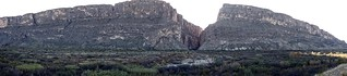 Santa Elena Canyon, Big Bend