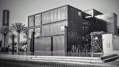 Urban re-design Shipping containers housing stores and restaurants at BoxPark #btparchitecture BTP Architecture Pro o #btpcityscape BTP Cityscape Pro #monochrome BTP Monochrome Pro HQSP Architecture HQSP Urban & Street Photos HQSP Monochrome B (WhyCallSarah) Tags: january 08 2017 1051am urban redesign shipping containers housing stores restaurants boxpark btparchitecture btp architecture pro o btpcityscape cityscape pro monochrome hqsp architecture street photos monochrome editors choice top photo page daily highlights best photo wcs1 mobilephotography uae dubai httpsgooglptmsif