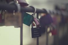 Candados del amor (Graella) Tags: candados cadenats padlocks blur bokeh colonia alemania cologne köln germany pont puente bridge color